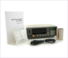 CA-100Plus Color Analyzer from Konica Minolta Sensing Americas