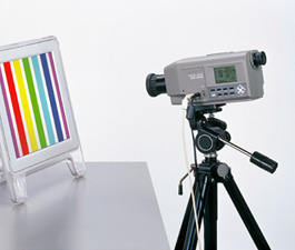 CS-200 Luminance and Color Meter from Konica Minolta Sensing